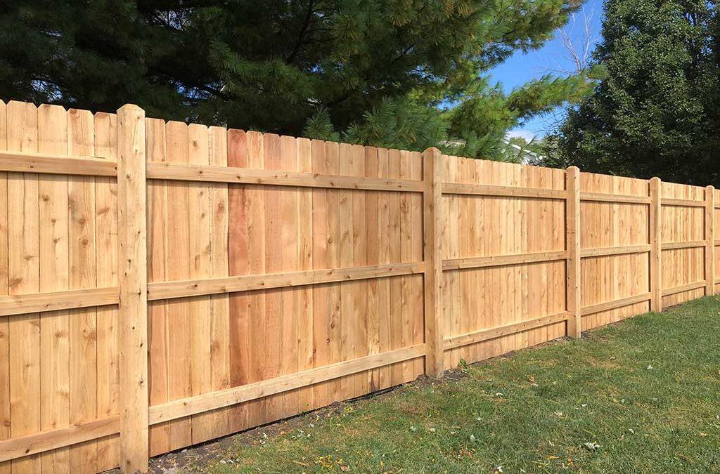Fence Installation Kansas City
