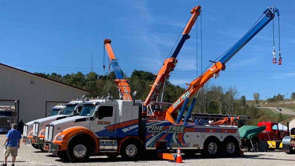 Heavy Duty Towing San Jose